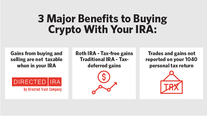 Buying Cryptocurrency With Your IRA